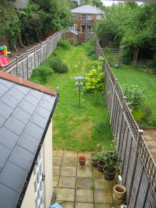 plain garden design long thin show info t to ideas